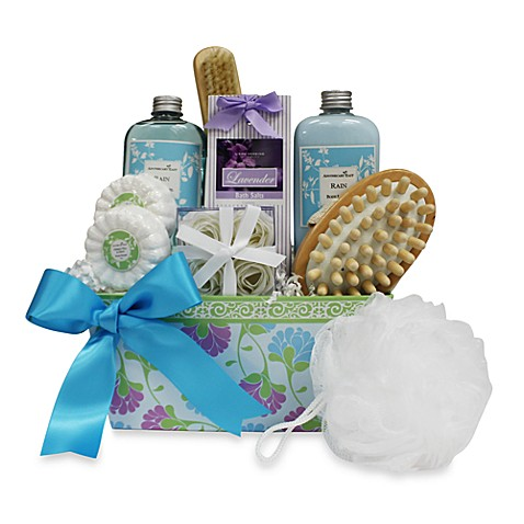 Blooming Spa Basket