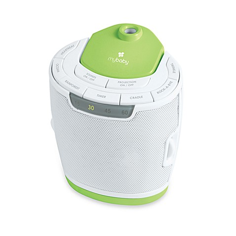HoMedics® SoundSpa™ Lullaby Sound Machine - buybuy BABY