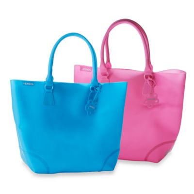 Crocs™ Translucent Large Tote