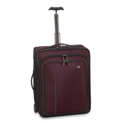 Victorinox® Werks Traveler™ 4.0 Purple 20-Inch Expandable Wheeled Carry-On