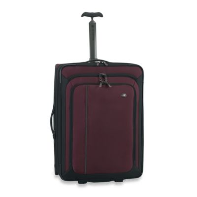 Victorinox® Werks Traveler™ 4.0 Purple 24-Inch Expandable Wheeled Upright