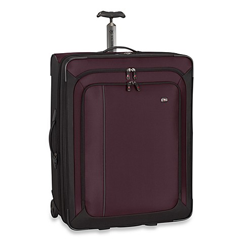Victorinox® Werks Traveler™ 4.0 Purple 27-Inch Expandable Wheeled Upright