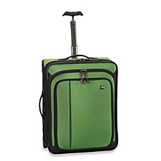 Victorinox® Werks Traveler™ 4.0 Green 20-Inch Expandable Wheeled Carry-On