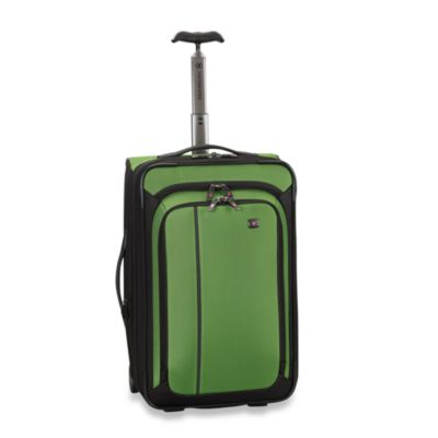 Victorinox® Werks Traveler™ 4.0 Green 22-Inch Expandable Wheeled US Carry-On