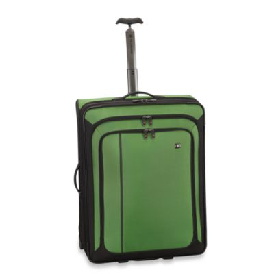 Victorinox® Werks Traveler™ 4.0 Green 27-Inch Expandable Wheeled Upright