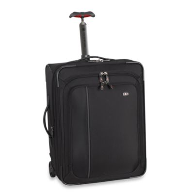 Victorinox® Werks Traveler™ 4.0 Black 20-Inch Expandable Wheeled Carry-On
