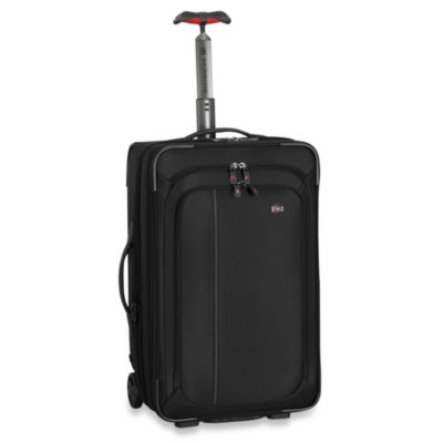 Victorinox® Werks Traveler™ 4.0 Black 22-Inch Expandable Wheeled US Carry-On