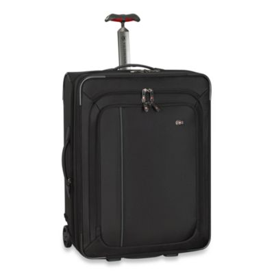 Victorinox® Werks Traveler™ 4.0 Black 24-Inch Expandable Wheeled Upright