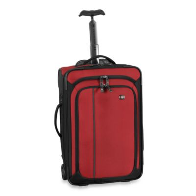 Victorinox® Werks Traveler™ 4.0 Red 20-Inch Ultra Light Carry-On