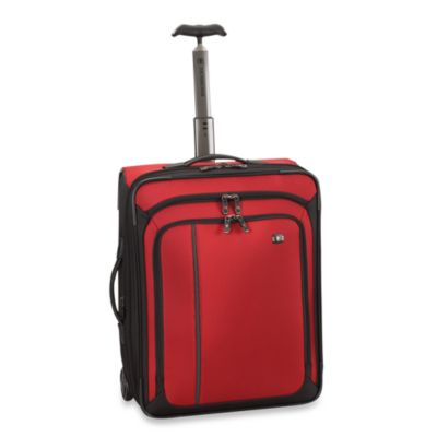 Victorinox® Werks Traveler™ 4.0 Red 20-Inch Expandable Wheeled Carry-On