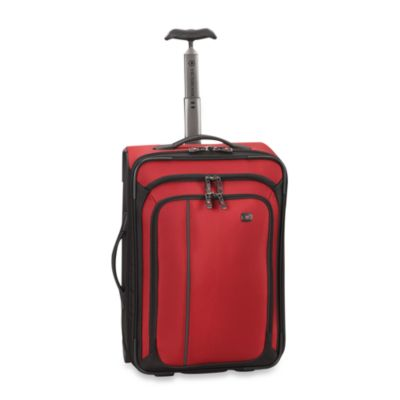 Victorinox® Werks Traveler™ 4.0 Red 20-Inch Wheeled Carry-On
