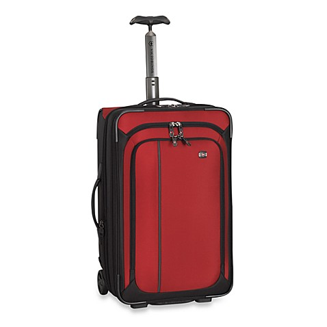 Victorinox® Werks Traveler™ 4.0 Red 22-Inch Expandable Wheeled US Carry-On