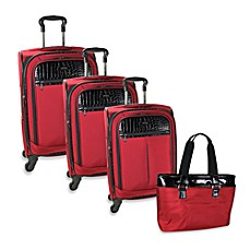 Kenneth Cole Reaction® Red Mamba Luggage Collection