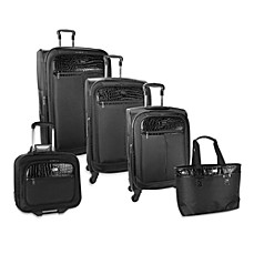 Kenneth Cole Reaction® Black Mamba Luggage Collection