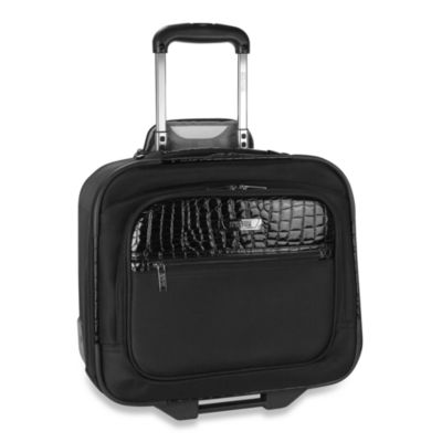 Kenneth Cole Reaction® Mamba Snake A Move Wheeled Overnighter Carry-On Bag