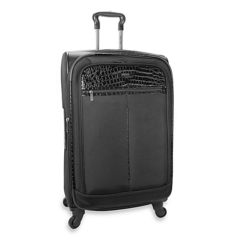 Kenneth Cole Reaction® Mamba Snake Up Your Mind 24-Inch 4-Wheeled Upright Pullman