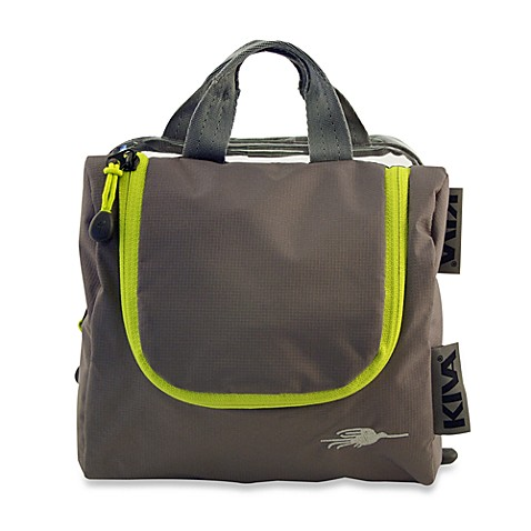 KIVA® Packing Genius™ Aircraft Toiletry Kit in Wasabi