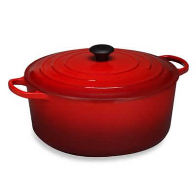 Le Creuset® Signature Round 13.25-Quart French Oven in Cherry