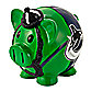 Vancouver Canucks Resin Piggy Bank