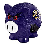 Baltimore Ravens Resin Piggy Bank
