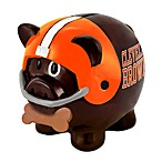 Cleveland Browns Resin Piggy Bank