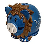 Detroit Lions Resin Piggy Bank