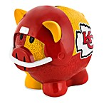 Kansas City Chiefs Resin Piggy Bank