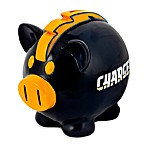San Diego Chargers Resin Piggy Bank