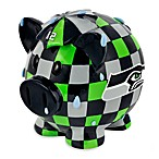 Seattle Seahawks Resin Piggy Bank