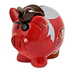 Tampa Bay Buccaneers Resin Piggy Bank