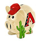 Arizona Diamondbacks Resin Piggy Bank