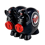 Minnesota Twins Resin Piggy Bank