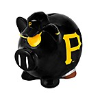 Pittsburgh Pirates Resin Piggy Bank