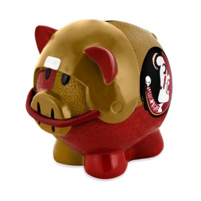 Florida State Resin Piggy Bank