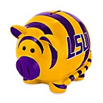 Louisiana State University Resin Piggy Bank