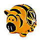 University of Missouri Resin Piggy Bank