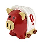 University of Oklahoma Resin Piggy Bank