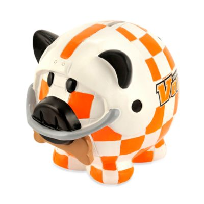 University of Tennessee Resin Piggy Bank