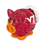 Virginia Tech Resin Piggy Bank