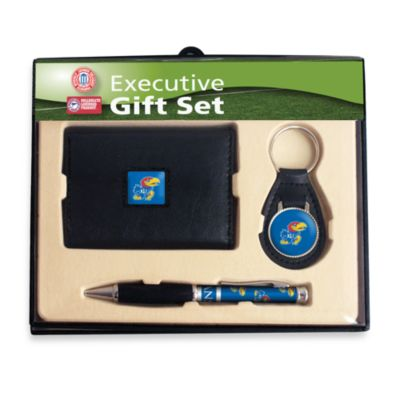 University of Kansas Executive Gift Set