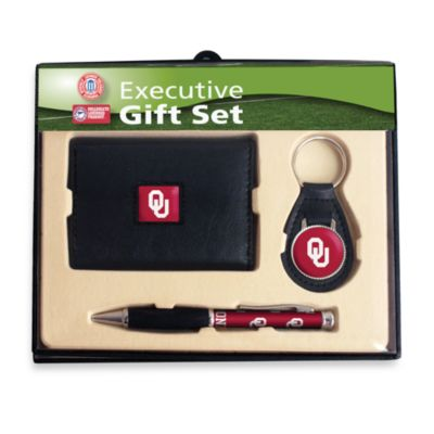 University of Oklahoma Executive Gift Set