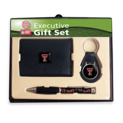 Texas Tech University Executive Gift Set