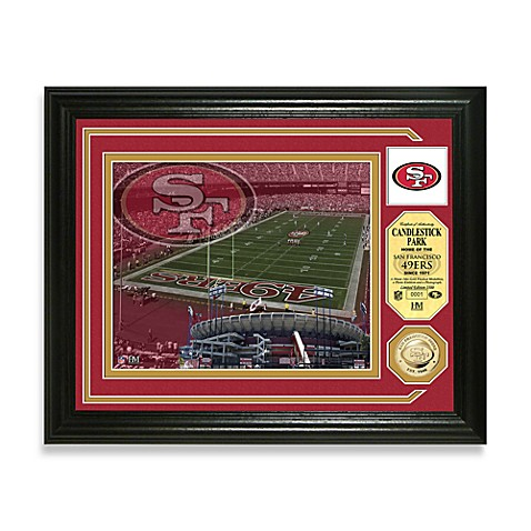 San Francisco 49ers Single Coin Photo Mint