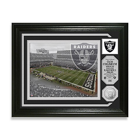 Oakland Raiders Single Coin Photo Mint