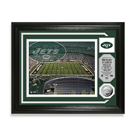 New York Jets Single Coin Photo Mint