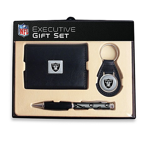 NFL Oakland Raiders Executive Gift Set