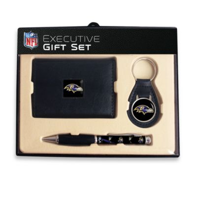 NFL Baltimore Ravens Executive Gift Set