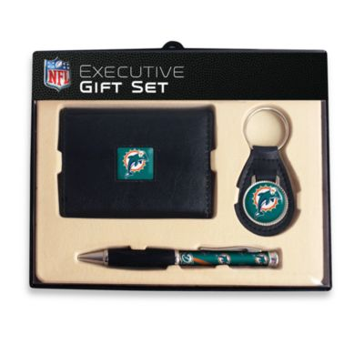 NFL Miami Dolphins Executive Gift Set