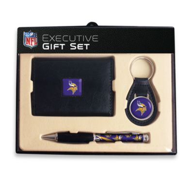NFL Minnesota Vikings Executive Gift Set