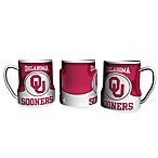 University of Oklahoma 20-Ounce Sculpted Team Coffee Mug